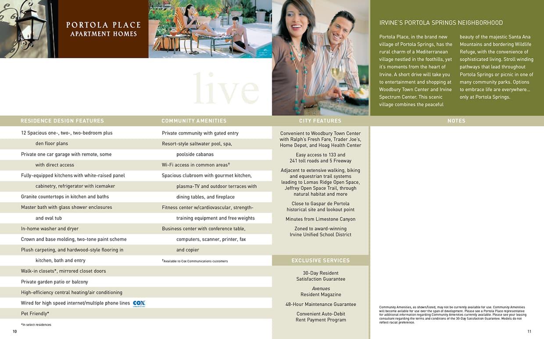 Portola Brochure 6