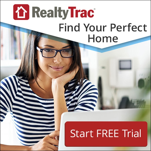 Realtytrac Affiliate Banner Ads