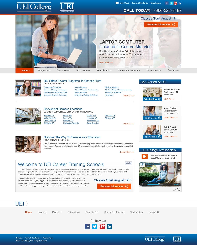 Uei Website 2