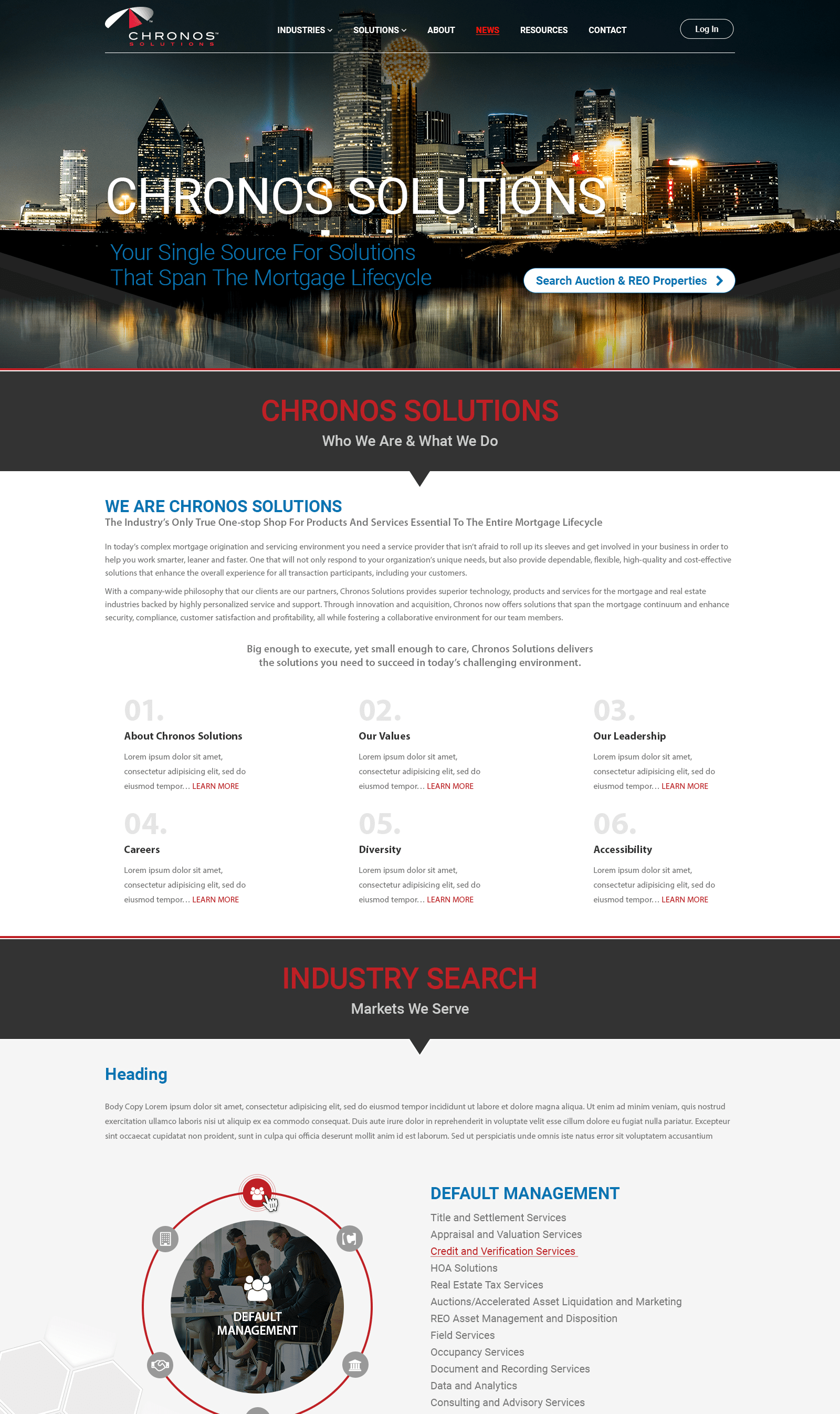 Chronos Wp Website A