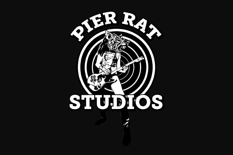 Pier Rat Studios Logo