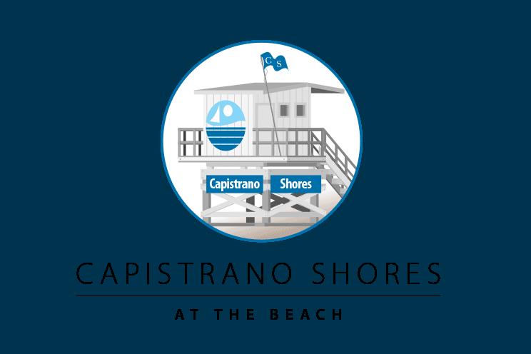 Capistrano Shores Logo