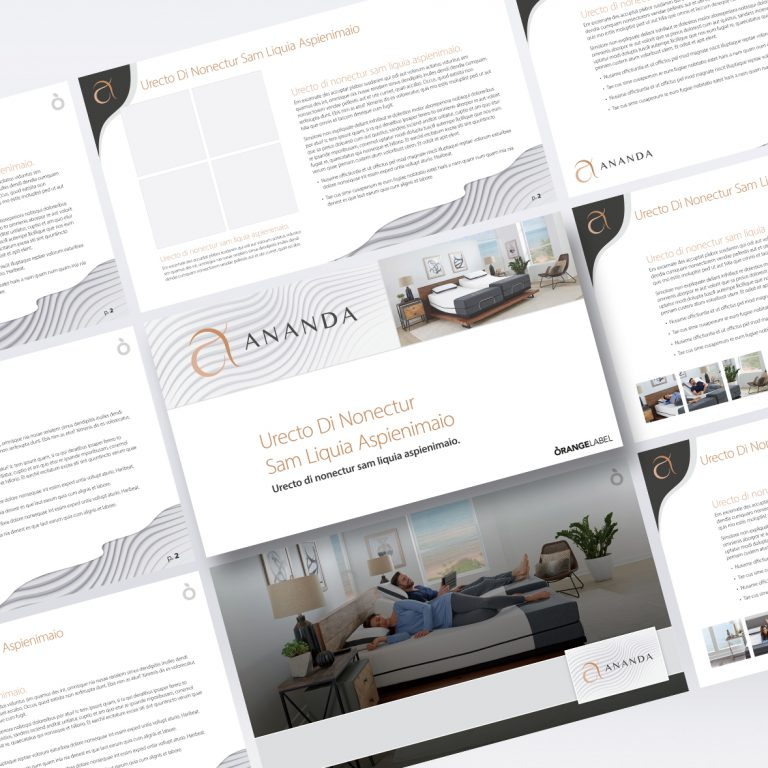Ananda – Powerpoint Template